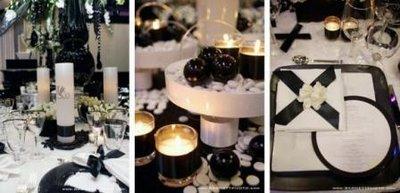 Matrimonio In Nero : Moda del 2012? un matrimonio in bianco e nero