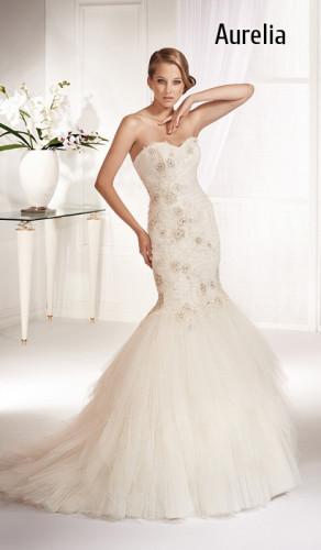 358c82234d9f La Nuova Collezione 2014 di Abiti da Sposa di Mimmagio