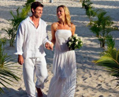 Matrimonio In Spiaggia Abiti : Allegato per matrimonio al mare 3