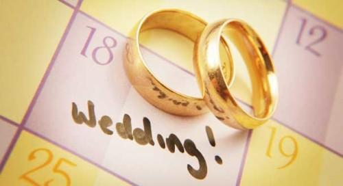 Planning da Seguire per la Preparazione del Wedding