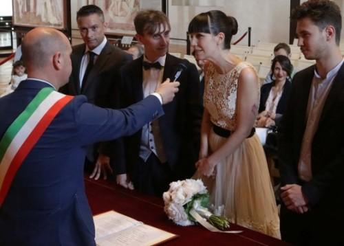 Matrimonio a Santa Caterina: il Primo a Treviso