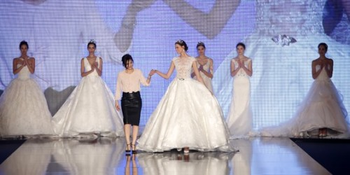 Nicole Fashion Group e i Nuovi Abiti da Sposa 2017